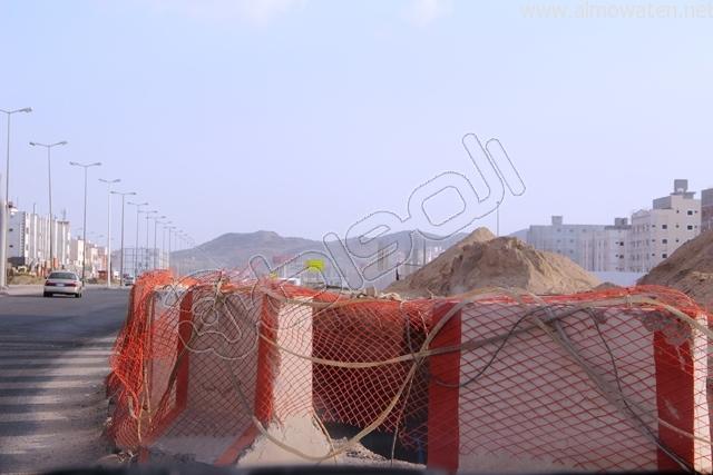 مشاريع-امانة-الطائف-طريق-السحيلي-النسيم (5)