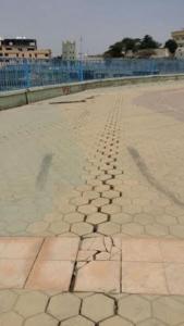 مشروع الممشي المحاذي لسد وادي ابها 3