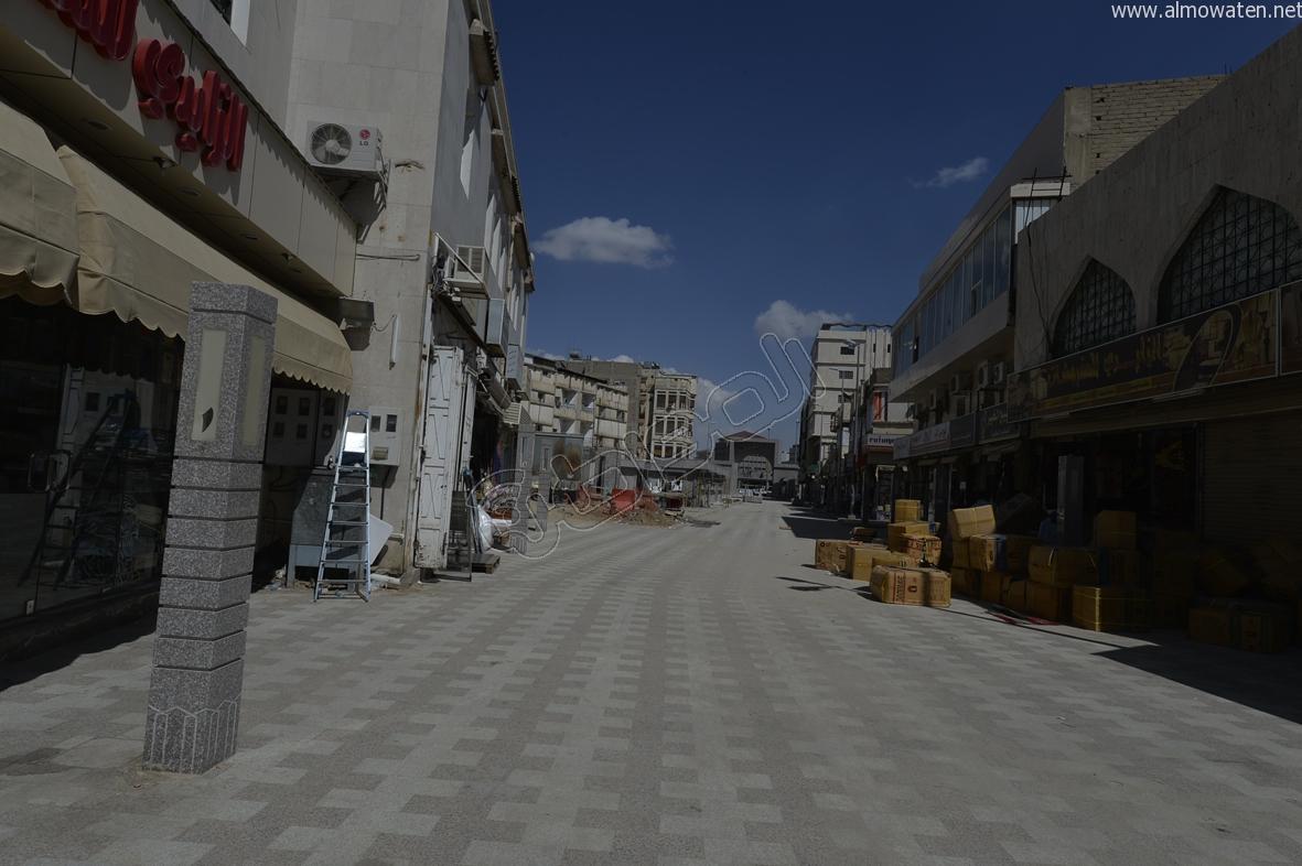 مشروع تطوير مركزية الطائف التاريخية (1)