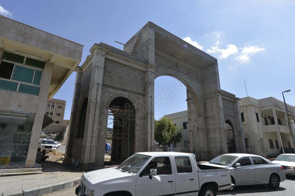 مشروع تطوير مركزية الطائف التاريخية (2)