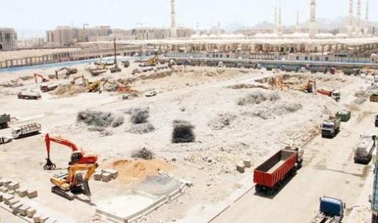 مشروع توسعة المسجد النبوي