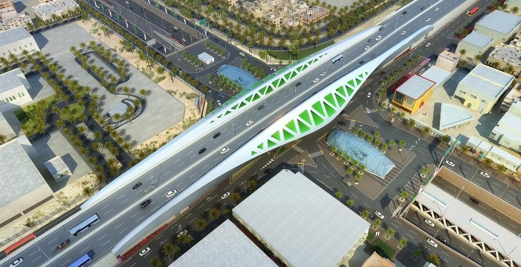 إغلاق طريق الملك عبدالعزيز كاملًا مع مسارات الخدمة