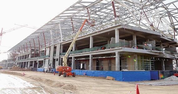 مشروع مطار الملك عبدالعزيز الدولي بجدة