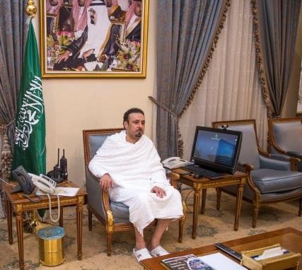 مشعل بن عبدالله بالحج