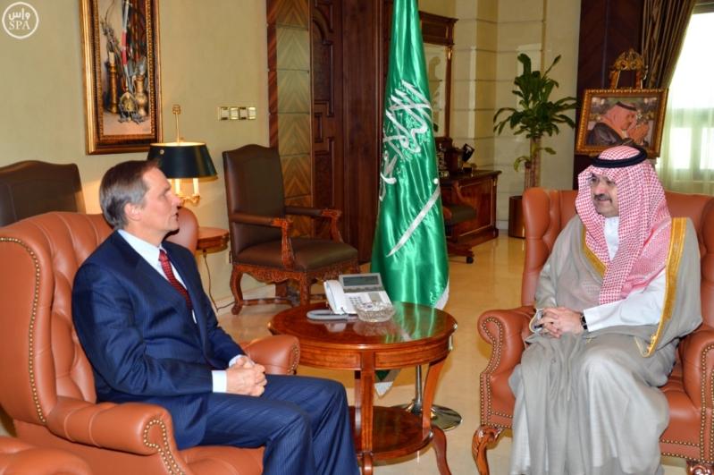 مشعل بن ماجد يستقبل القنصل العام الأمريكي بجدة