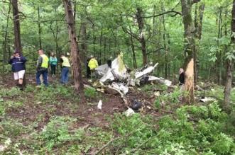 مصرع شخصين بتحطم طائرة في كنتاكي الأمريكية - المواطن