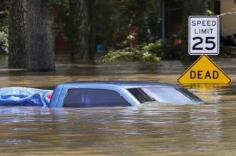 مصرع 11 شخصا جراء فيضانات في لويزيانا الأمريكية - المواطن