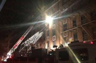 مصرع 12 شخصًا في أسوأ حريق تشهده نيويورك في ربع قرن - المواطن