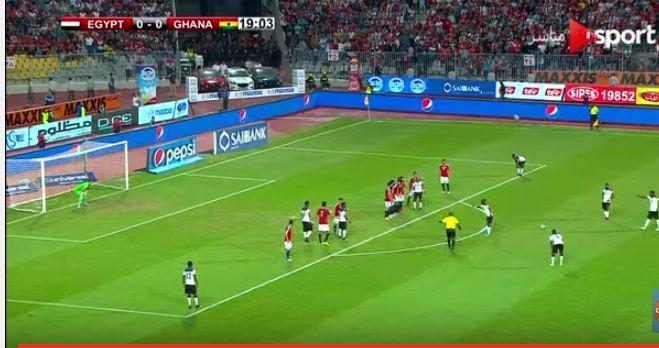 مصر و غانا