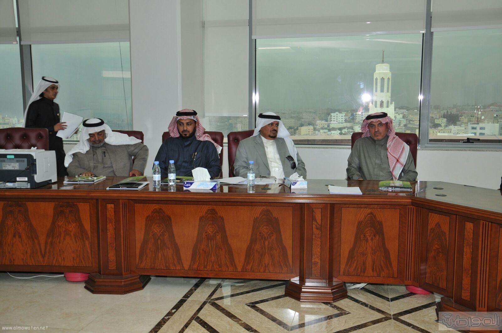مصطفي بن عزيز رئيسا للمجلس البلدي بابها (4)