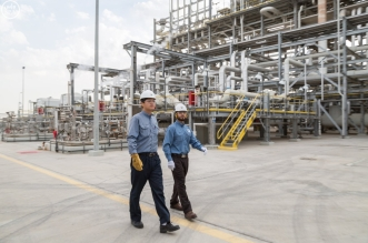 مصفاة ياسرف تنتج 400 ألف برميل يومياً من الوقود النظيف