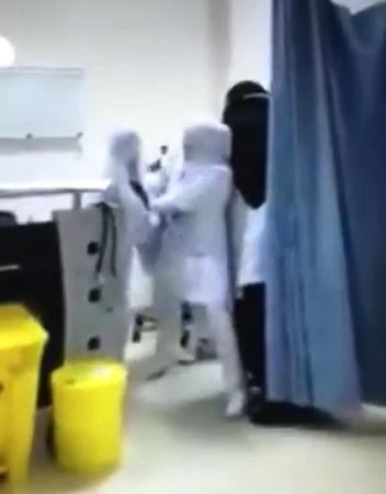"""الحسم 15 يومًا وإنهاء عقد ممرضتين تشاجرتا بمستشفى """"ثريبان"""" - المواطن"""