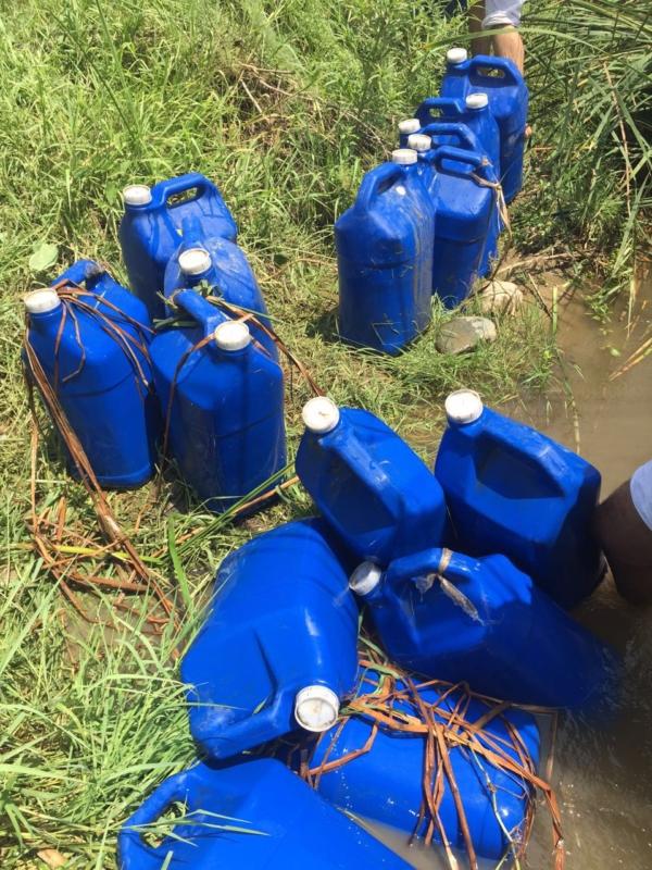 شرطة جازان تكشف تفاصيل ضبط طن ونصف من الخمور بوادي بيش