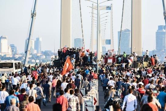 مضيق البوسفور انقلاب تركيا