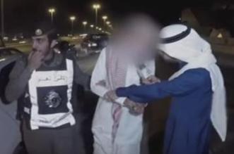 بالفيديو.. مطاردات ليلية تنتهي بضبط مخالفين ومتهورين بالرياض - المواطن