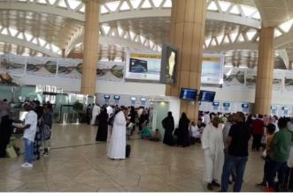 حركة الطيران تسير بصورة طبيعية بمطار الملك خالد - المواطن