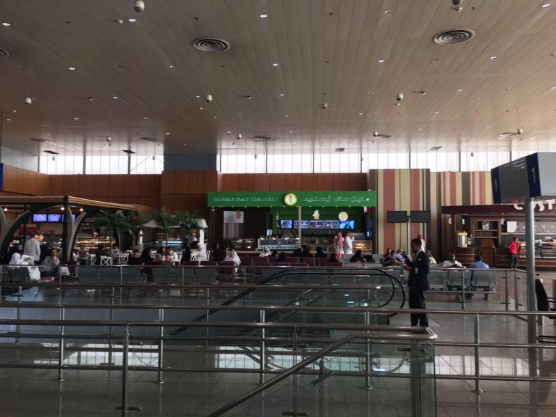 مطار الملك عبدالعزيز (1) 