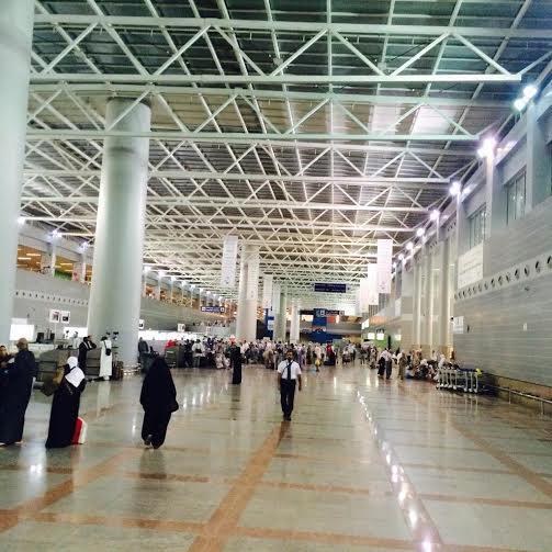 مطار الملك عبد العزيز الدولي 1