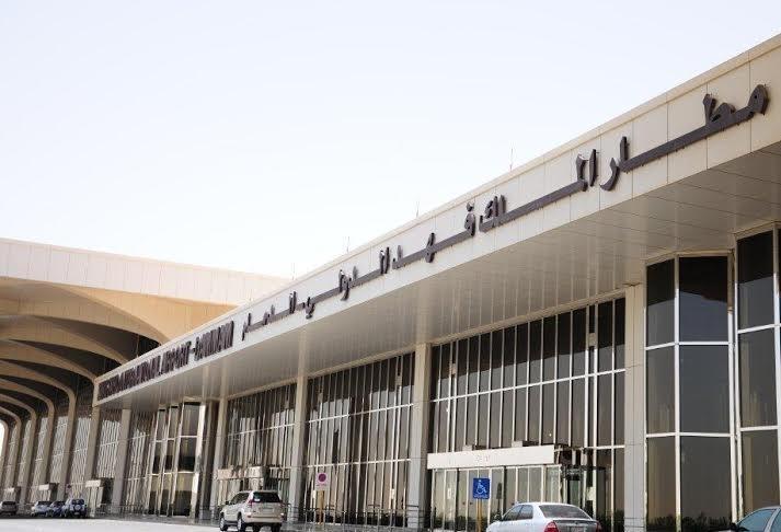 مطار الملك فهد يستقبل أولى رحلات الخطوط البريطانية