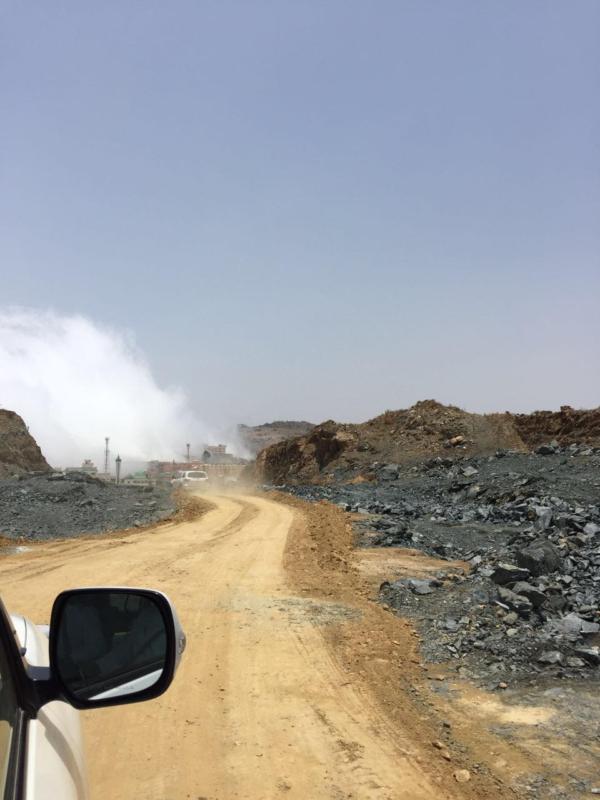 مطالبات كبيرة في لقاء الشمري بوكيل وزارة النقل حول طرق وعقاب الباحة 8