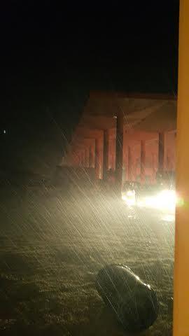 مطر الخفجي 5