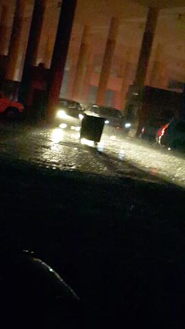 مطر الخفجي