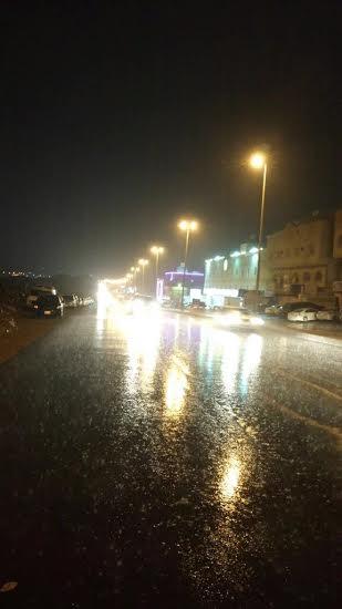 مطر - جدة