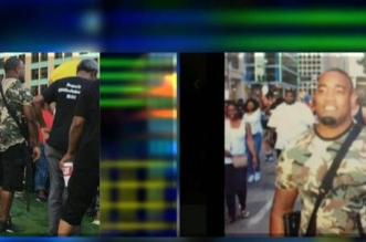 شاهد.. الشرطة الأمريكية تنشُر صور مُطلِق النار في شوارع دالاس - المواطن