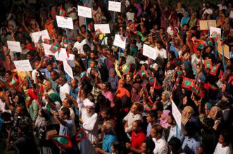 ما الذي يحدث في المالديف باختصار؟ - المواطن
