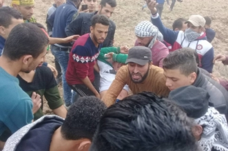 استشهاد 10 فلسطينيين وإصابة المئات في مواجهات مع جنود الاحتلال - المواطن