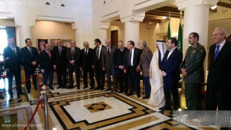 مظاهرة تضامن سياسية لبنانية مع #السعودية3