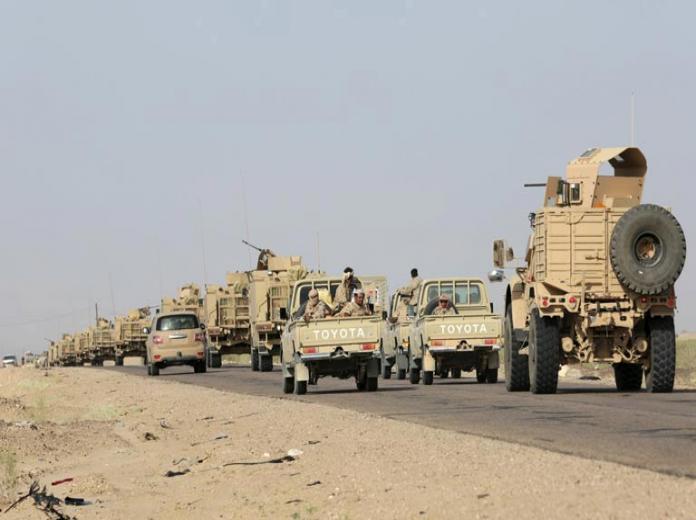 الجيش اليمني يسحق الحوثيين غربي تعز ويسيطر على مواقع جديدة