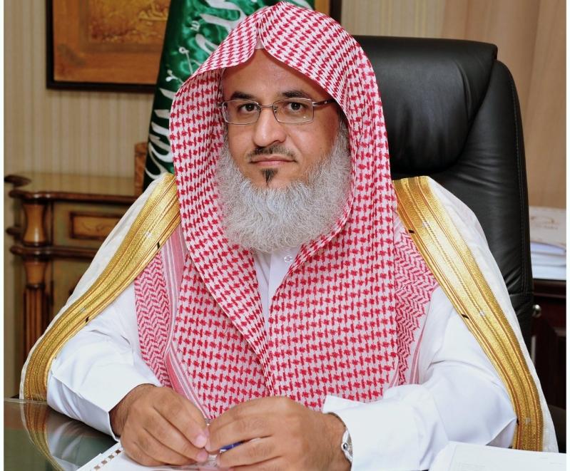 معالي الأمين العام المتحدث الرسمي للمجلس الأعلى للقضاء الشيخ سلمان بن محمد النشوان
