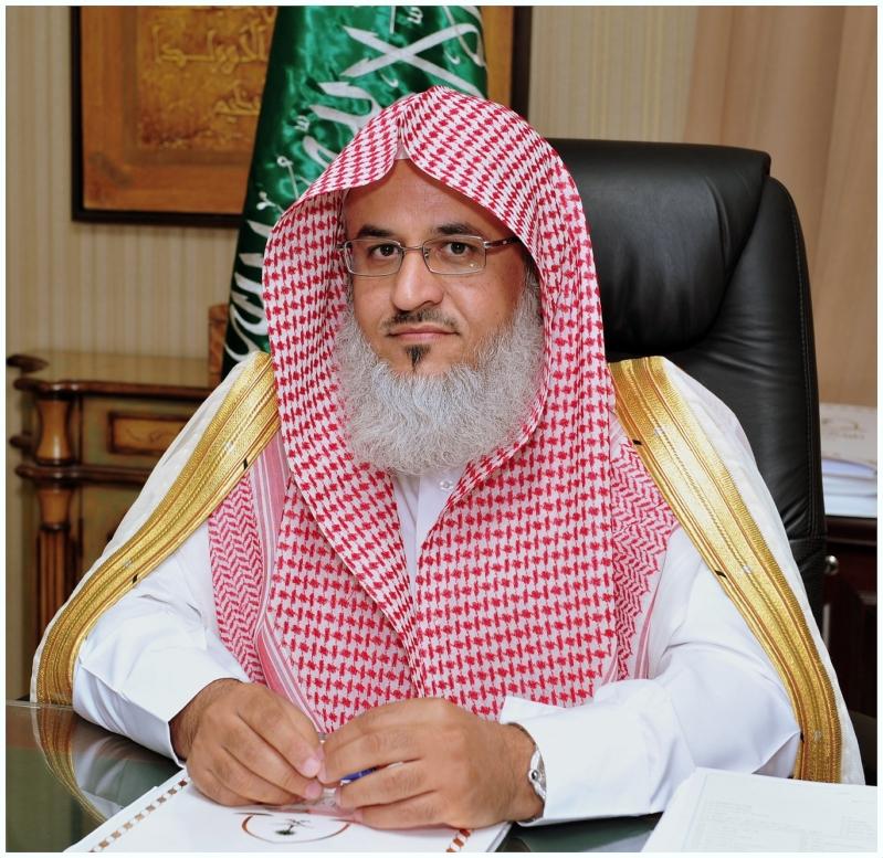 معالي الشيخ سلمان النشوان