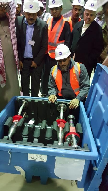معالي محافظ المؤسسة العامة لتحلية المياه المالحة الدكتور عبدالرحمن بن محمد آل إبراهيم 3