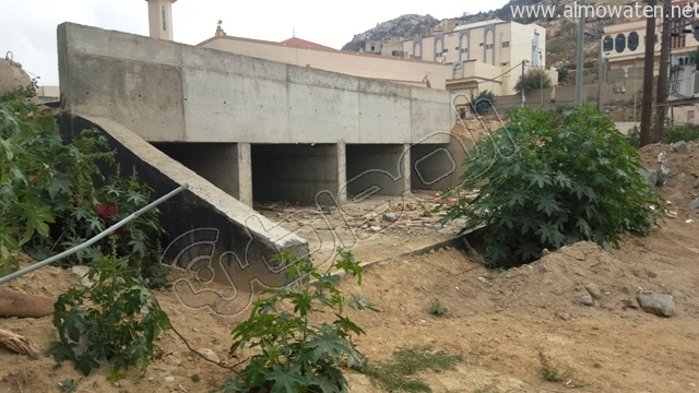معاناة مستخدمي عبّارة قرية غمدة في الباحة (3)