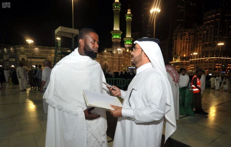 معتمرون عن محاولة الإرهاب لاستهداف المسجد الحرام: حقد وكره فئة خائنة