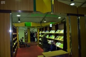 حضور كثيف لجناح المملكة المقام في معرض القاهرة الدولي للكتاب - المواطن
