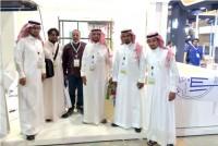 جامعة الباحة تشارك في المعرض والمؤتمر الدولي السادس للتعليم العالي