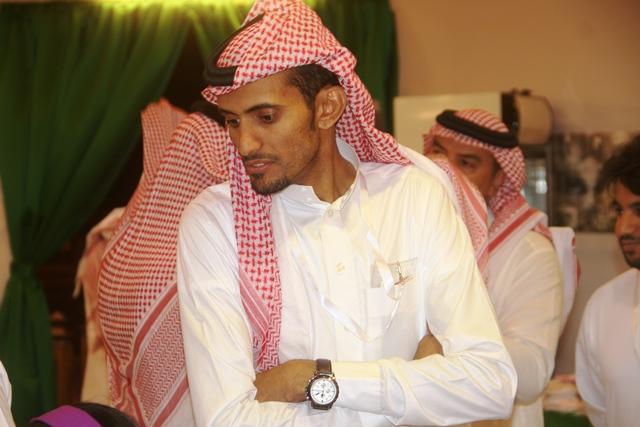 معرض رئاسة الحرمين يستقبل عدد كبير من الزوار وأمين الطائف المهندس محمد المخرج (3)