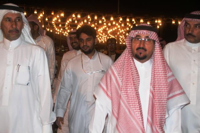 معرض رئاسة الحرمين يستقبل عدد كبير من الزوار وأمين الطائف المهندس محمد المخرج