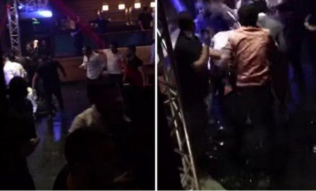 معركة بالأيدي والزجاجات في ملهى ليلي بالأردن