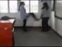 معلمة تصفع طفلة