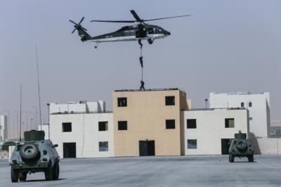 معلومات لا تعلمها عن قوات الأمن الخاصة لـ #المملكة .. لديها خبرات هي الأحدث عالميًّا (31588865) 
