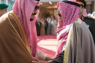 شاهد .. صور مغادرة الملك سلمان للكويت في ختام جولته الخليجية - المواطن