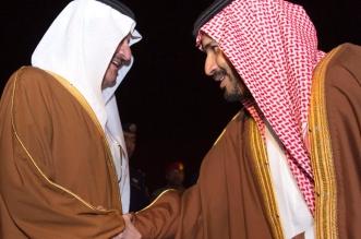 ولي ولي العهد يغادر حفر الباطن .. ويصل إلى الرياض - المواطن