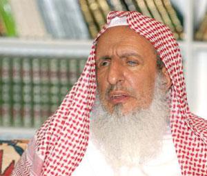 مفتي عام المملكة العربية السعودية الشيخ عبدالعزيز بن عبدالله بن محمد آل الشيخ 3