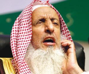 مفتي عام المملكة العربية السعودية الشيخ عبدالعزيز بن عبدالله بن محمد آل الشيخ