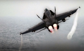 أقمار صناعية تفضح وجود المقاتلات التركية في أذربيجان - المواطن