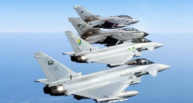 مقاتلات-سعودية